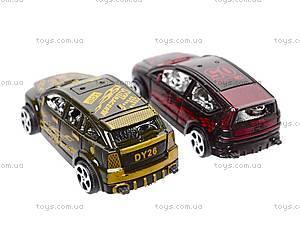 Машинки инерционные, 2 вида, DY26A-5, детские игрушки