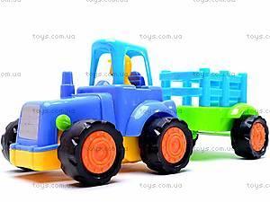 Машинки инерционные Стройтехника, 5309A, игрушки