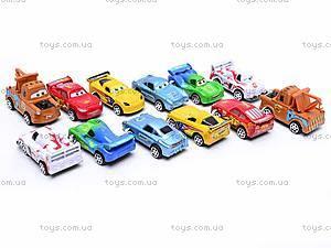 Машинки инерционные «Тачки», 399-3C12, купить