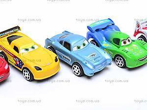 Машинки инерционные «Тачки», 399-3C12, фото
