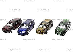 Машинки инерционные в четырех видах, DY26A, фото