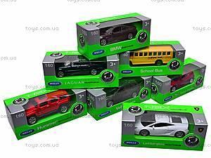 Машинки коллекционные, 52020-36WDIN2, фото