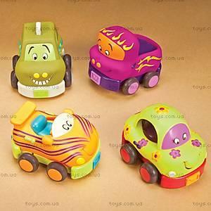 Машинки-погремушки «Забавный автопарк», BX1048Z, купить