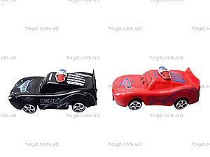 Машинки «Полиция», 4 вида, DY34-6, фото