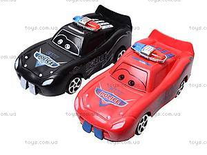 Машинки «Полиция», 4 вида, DY34-6, игрушки