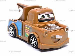 Машинки «Тачки», с инерционным механизмом, 633-2, игрушки