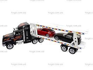 Машинки в трейлере, 9966-1415, купить