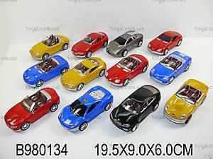 Машины инерционные, 12 видов, V12