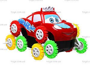Машина игрушечная «Шестеренки», 1121А, купить