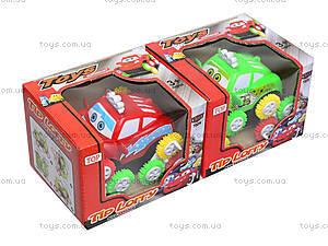 Машина игрушечная «Шестеренки», 1121А, фото