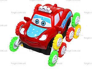 Машина игрушечная «Шестеренки», 1121А, отзывы