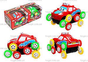 Машина игрушечная «Шестеренки», 1121А