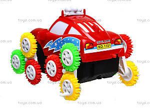 Машина игрушечная «Шестеренки», 1121А, игрушки