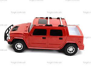 Детская машина на радиоуправлении «Хаммер», 1311-2А, магазин игрушек
