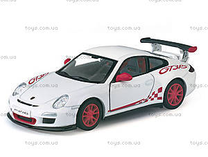 Машина 2010 Porsche 911 GT3 RS, KT5352W, детский