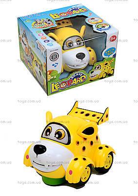 Машина игрушечная «Леопард», 5168А