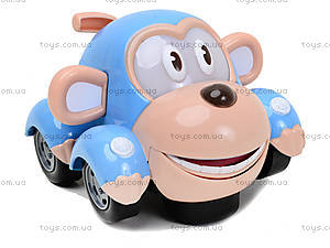 Детская машинка «Обезьяна», 5168В, цена