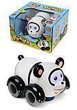 Игрушечная машинка «Панда» , 5168D, фото
