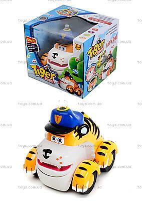 Машина игрушечная «Тигр» , 5168E