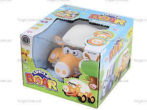 Игрушечная машинка «Кабан» , 5168F, игрушки