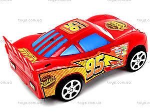 Детская машина «Тачки», с инерцией, 5916, отзывы
