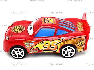 Детская машина «Тачки», с инерцией, 5916, цена