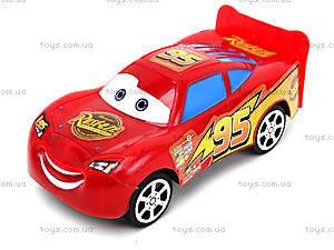 Детская машина «Тачки», с инерцией, 5916, игрушки