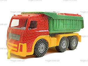 Игрушечный грузовик с набором конструктора, 1753, фото