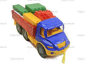 Игрушечный грузовик «Атлантис» с набором конструктора, 1715, купить