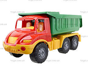 Детская машинка-самосвал «Атлантис», 0596cp0031102032, игрушки