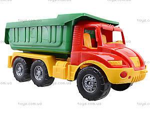 Детская машинка-самосвал «Атлантис», 0596cp0031102032, детские игрушки