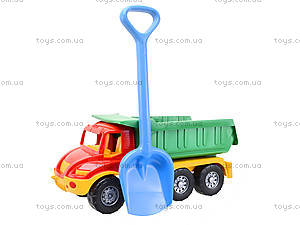 Детская машинка-самосвал «Атлантис», 0596cp0031102032, магазин игрушек