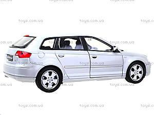 Коллекционная машина Audi A3 Sportback, 22467W, купить