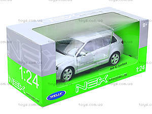 Коллекционная машина Audi A3 Sportback, 22467W, фото