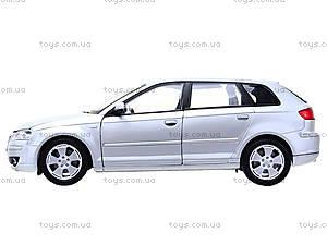 Коллекционная машина Audi A3 Sportback, 22467W, цена