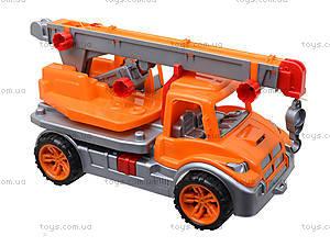 Игрушечный автокран, 3695, игрушки