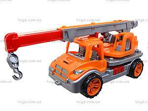 Игрушечный автокран, 3695, детские игрушки