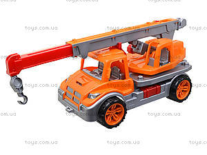 Игрушечный автокран, 3695, магазин игрушек