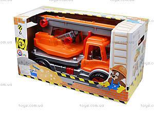 Игрушечный автокран, 3695, toys