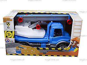 Детский автокран «Технок», 3893, фото