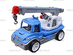 Детский автокран «Технок», 3893, отзывы