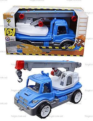 Детский автокран «Технок», 3893