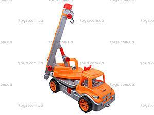 Детский автокран «Технок», 3893, детские игрушки