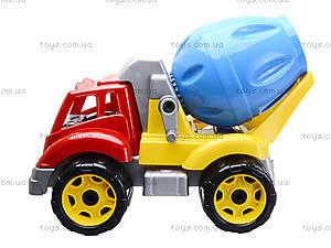 Игрушечная машина «Автомиксер», 3718, игрушки