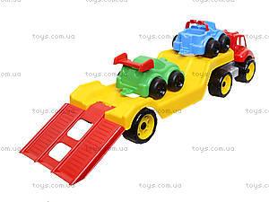 Машина Автовоз с набором машинок, 3909, купить