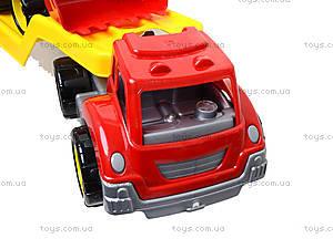 Игрушечный автовоз с трактором, 3916, купить
