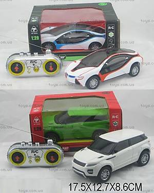 Машина на радиоуправлении Future Car, 6140DF