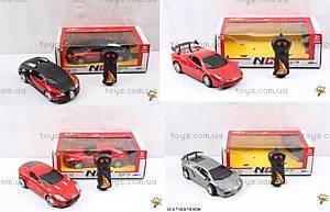 Детская игрушечная машина на радиоуправлении, HS726-1234