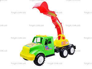 Игрушечная машина для детей «Экскаватор», 13-002-1, цена