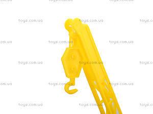 Игрушечная машина «Подъемный кран», 13-003-1, детские игрушки